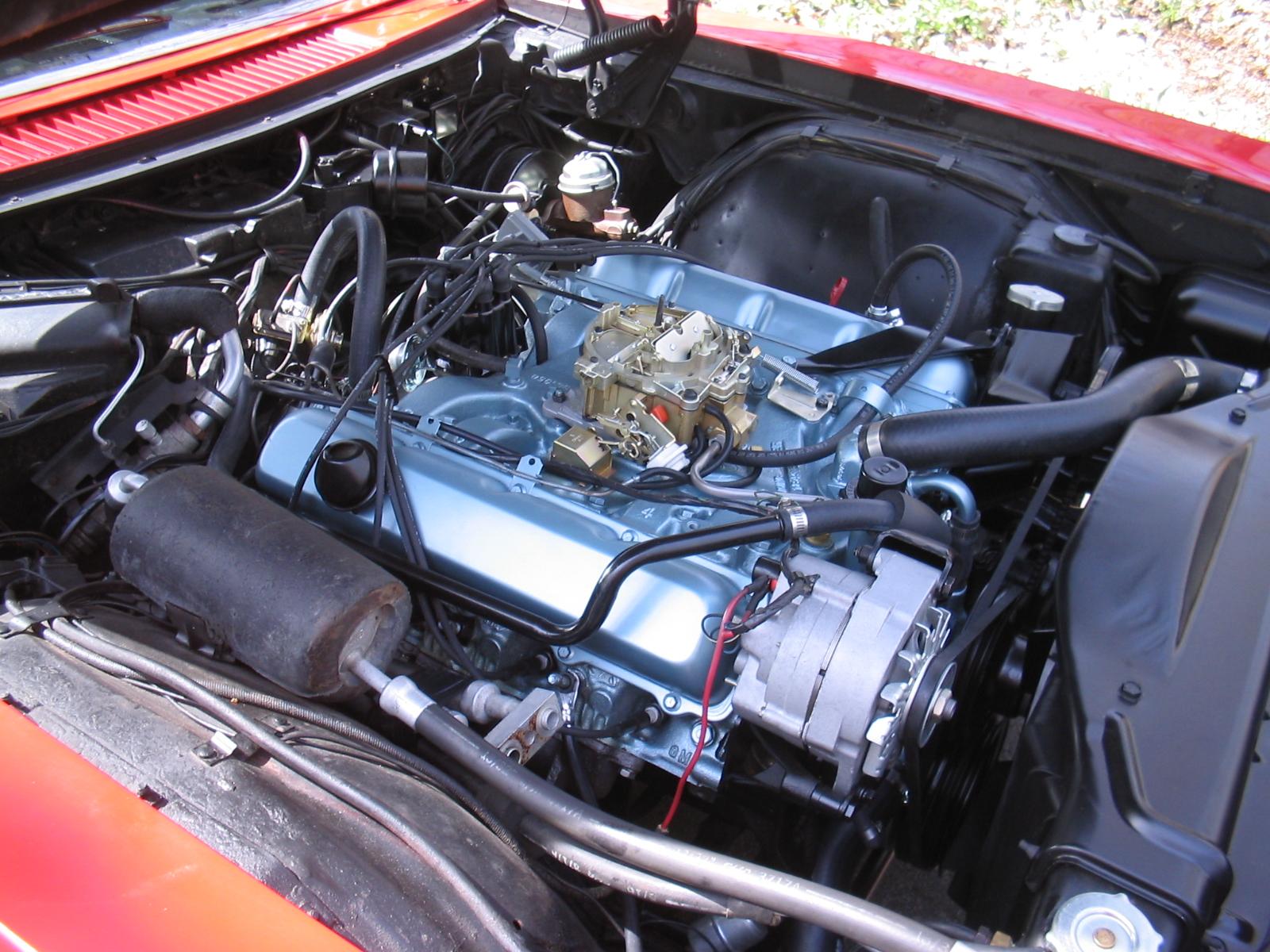 1983 5.7 Diesel Engine Colors