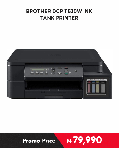 BROTHER DCP T510W INK Tank Printer