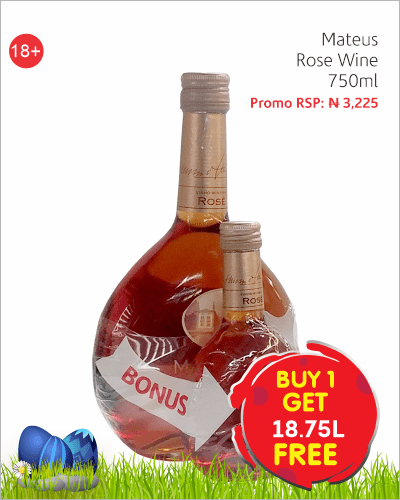 Mateus Rose Wine 750ml