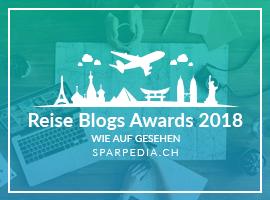 Banner für Reise Blogs Award 2018