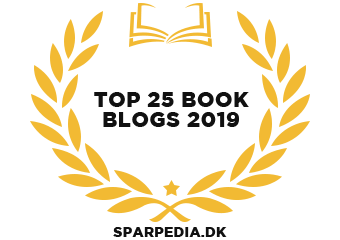 Banners for Top 25 Book Blogs 2019
