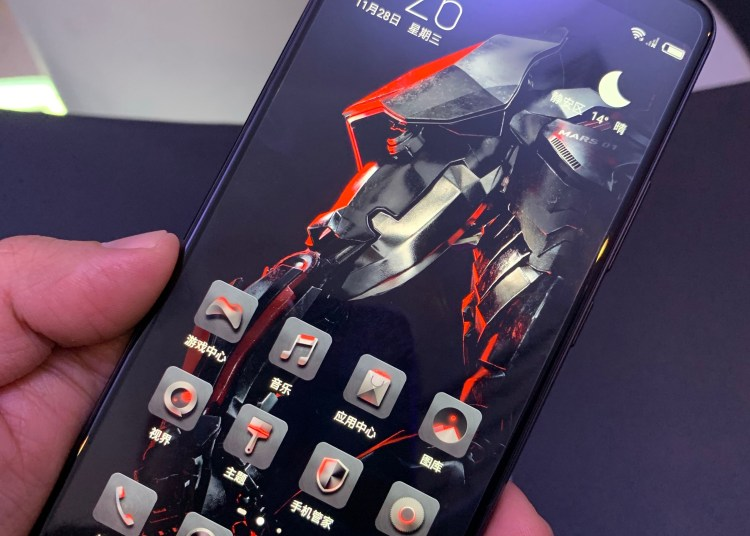 ZTE nubia Red Magic Mars Hands -on video, Price and Specifications 1