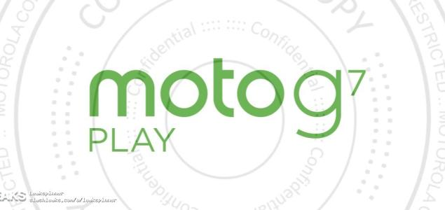 FCC LEAKED MOTOROLA G7 PLAY FACTORY IMAGES SPECS 1