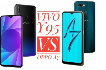 Oppo A7 vs Vivo Y95 Price And Specifications Comparison 2