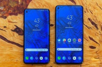 Expectations are rising! Samsung S10 series or equipped with screen fingerprints 7