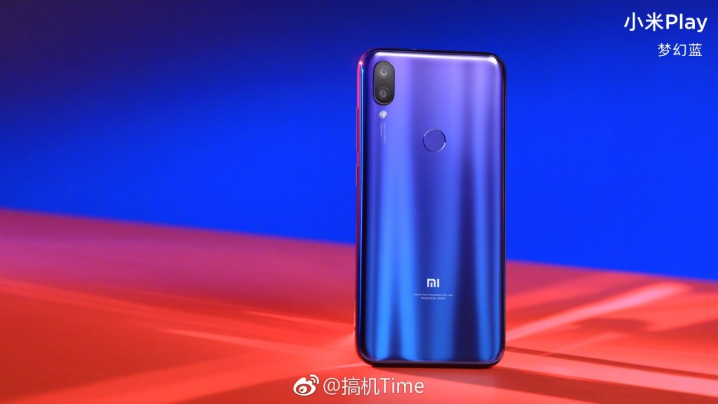 Xiaomi Play Self Exposed