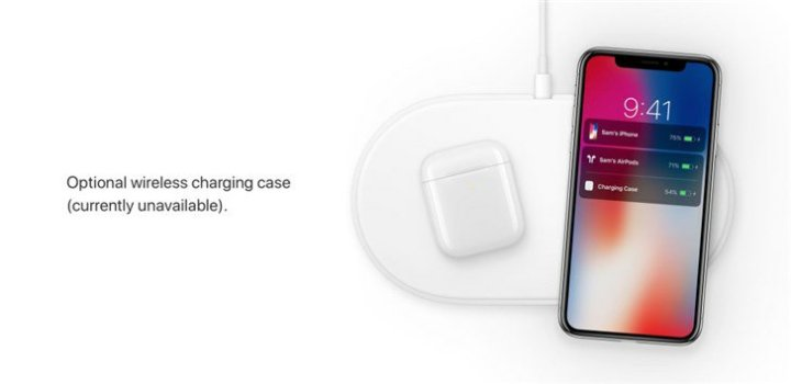 AirPower wireless charging board