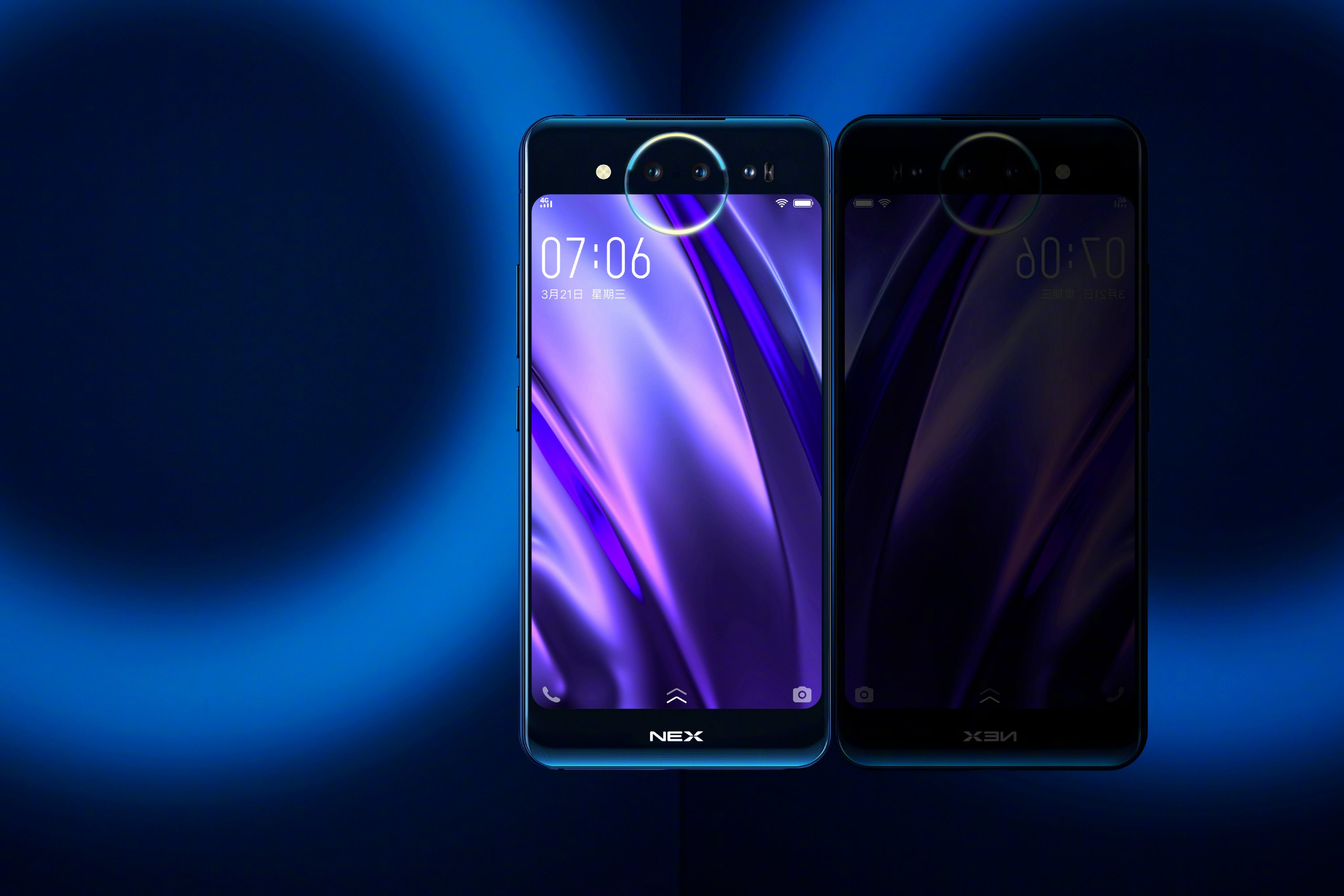 Vivo Nex 2 Promotion Material Out Now and a new hands on