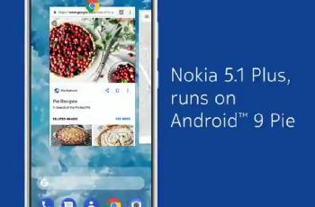 Nokia 5.1 Plus Get Android Pie treatment 1