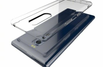 ​​Sony Xperia XZ4 Screen Glass and back case Exposure 2