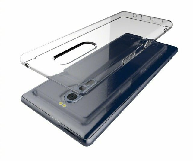 Sony Xperia XZ4 Screen Glass and back case Exposure 1