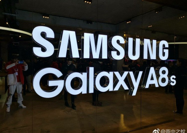 Samsung Galaxy A8s Goes Official, Specs, Videos, and More, 1