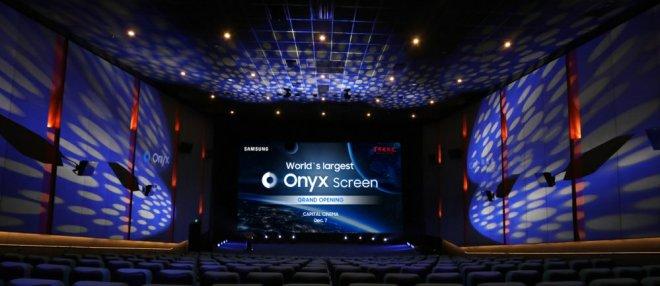 Samsung 14 meters onyx led