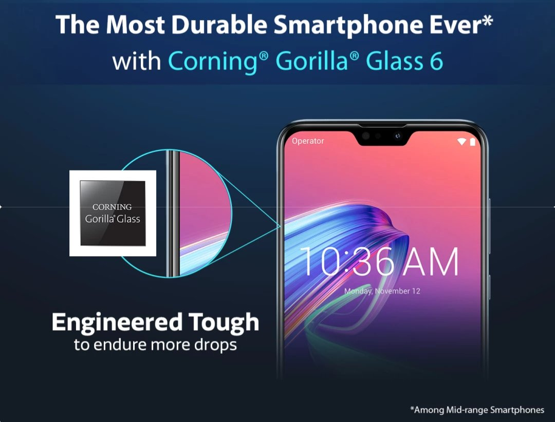 Asus ZenFone Max Pro M2 Launch Date and Specifications 1