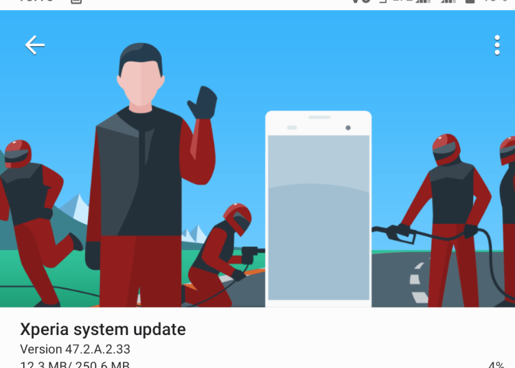 Sony Xperia XZ1 Started Receiving November Security Patch 1