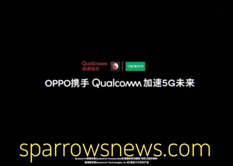 OPPO: Strive for the first launch of 5G mobile phone 1