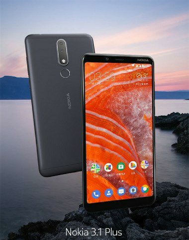 Nokia 3 1 Plus Android 9 Update Archives   SPARROWS NEWS