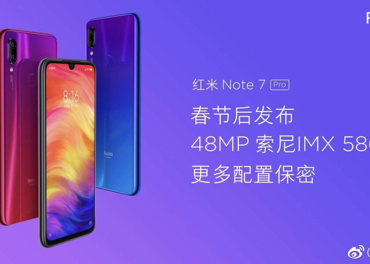 Redmi Note 7 Pro vs Redmi Note 7 - where do you want to Upgrade - Lu Weibing 1