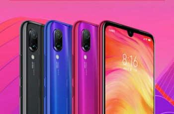 Redmi Note 7 will be in Four Colors, Official Teaser poster out now 2