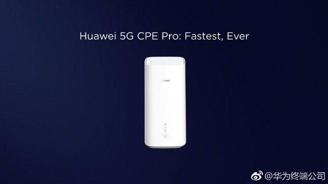 Huawei CPE 5G PRO