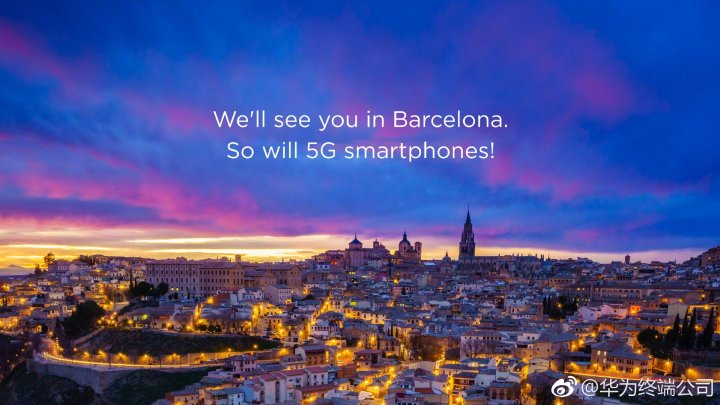 Huawei Announcement Of 5G Smartphone Coming