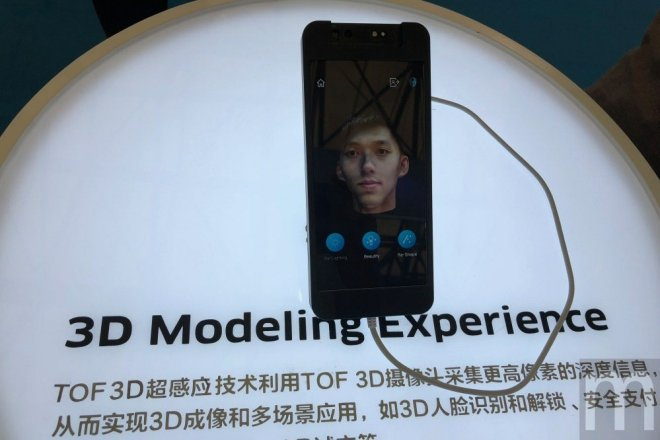 Sony 3d modelling Experience