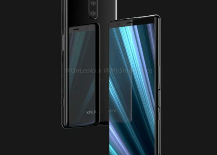 Sony's new flagship Xperia XZ4 may be equipped with a 66 megapixel lens SONY IMX666 1