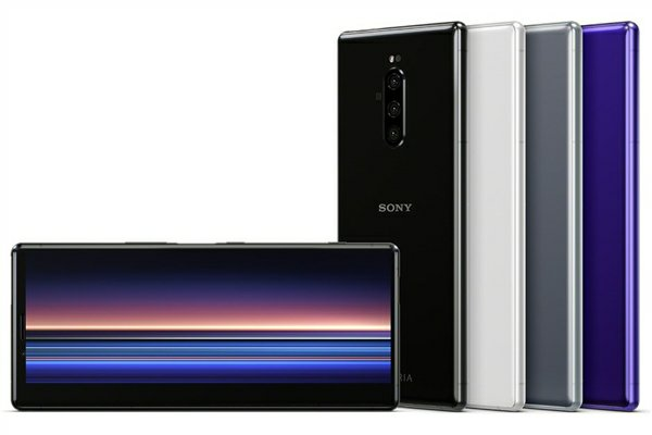 Sony Xperia 1 with 4K OLED, 3 Rear Camera and Snapdragon 855 - Hands On 1