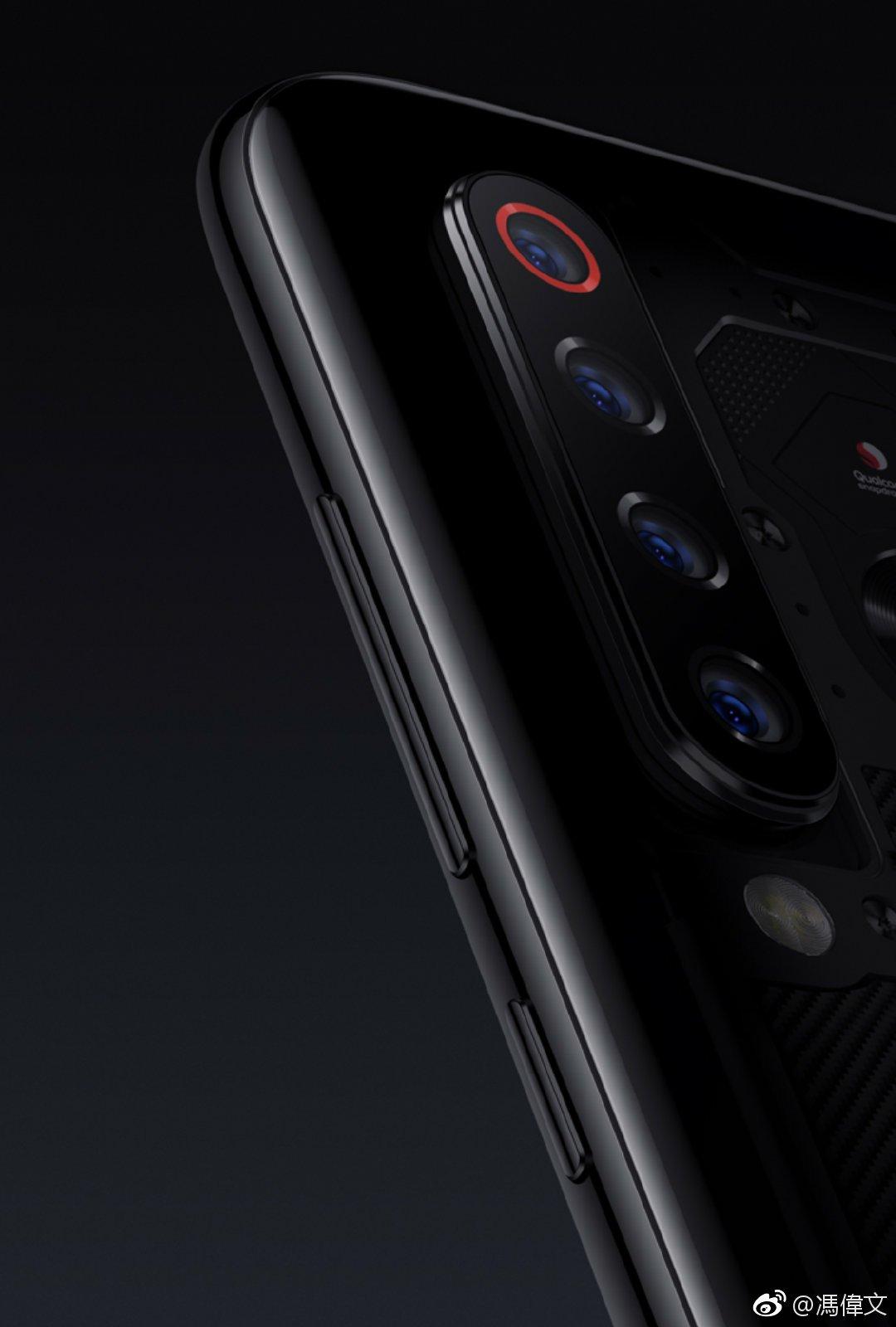 Xiaomi 9 Transparent Edition