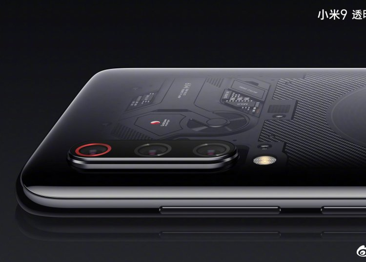 Xiaomi Mi 9 transparent Edition HD Trailer: 48MP +12GB RAM 1