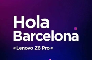 Lenovo Z6 Pro will be officially announced at MWC 2019 6