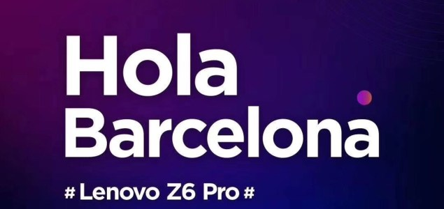 Lenovo Z6 Pro will be officially announced at MWC 2019 1