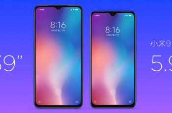 Xiaomi 9 SE announced: 5.97 inches, small screen flagship 5