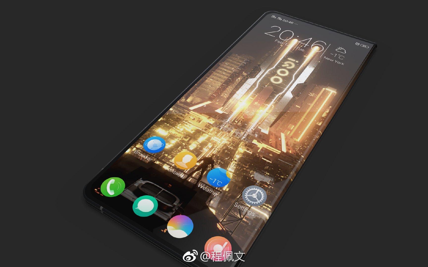 iqoo folding phone