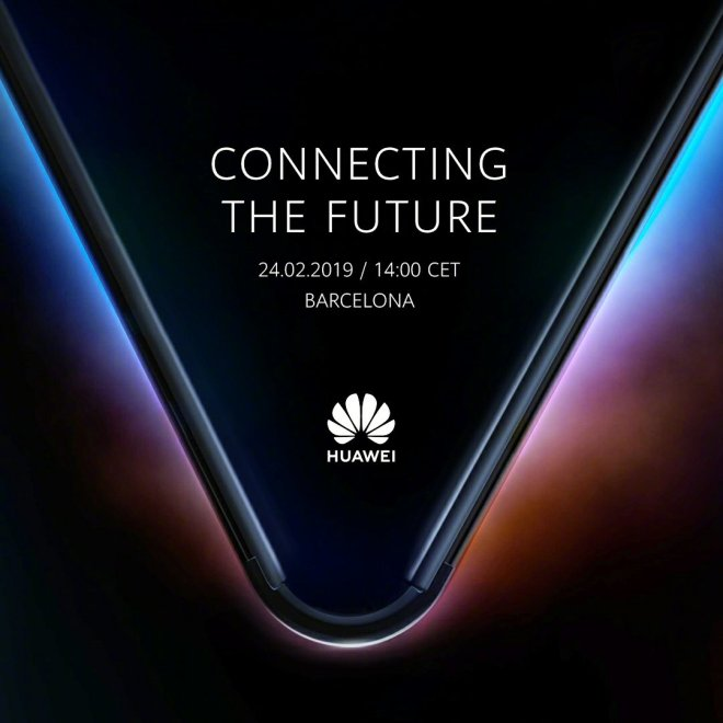 Huawei's first 5G folding phone official announcement  1
