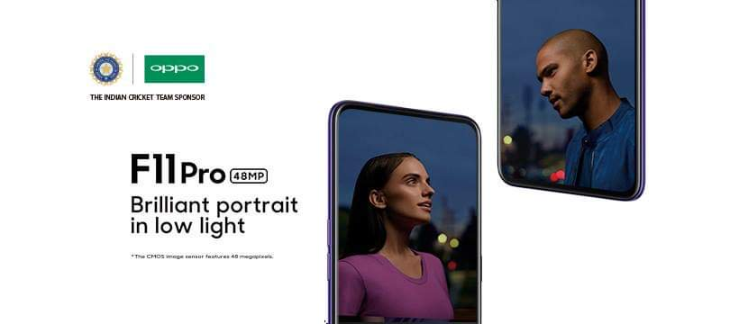 Oppo F11 Pro Official Promo, No R19 Pro this year 1