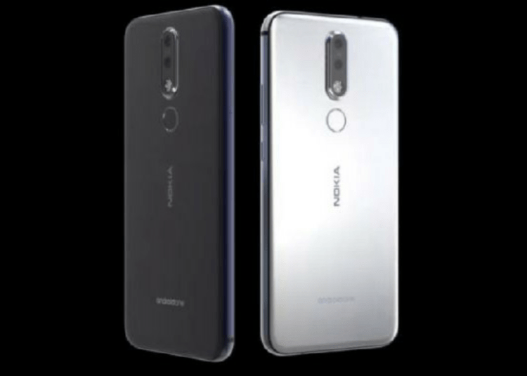 Nokia 6.2 rendering exposure in video: the first Nokia with Hole-In-Display 1