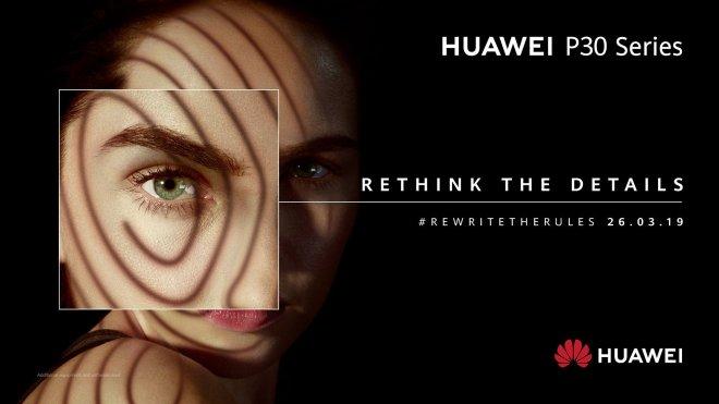 Huawei P30 Series - Rewrite The Rules