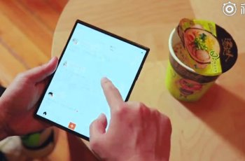 Xiaomi Demonstrated Once again it's Foldable Phone 5