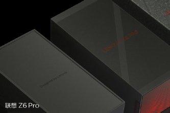 Lenovo Z6 Pro Retail Box