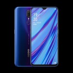 Oppo A9 Purple Color