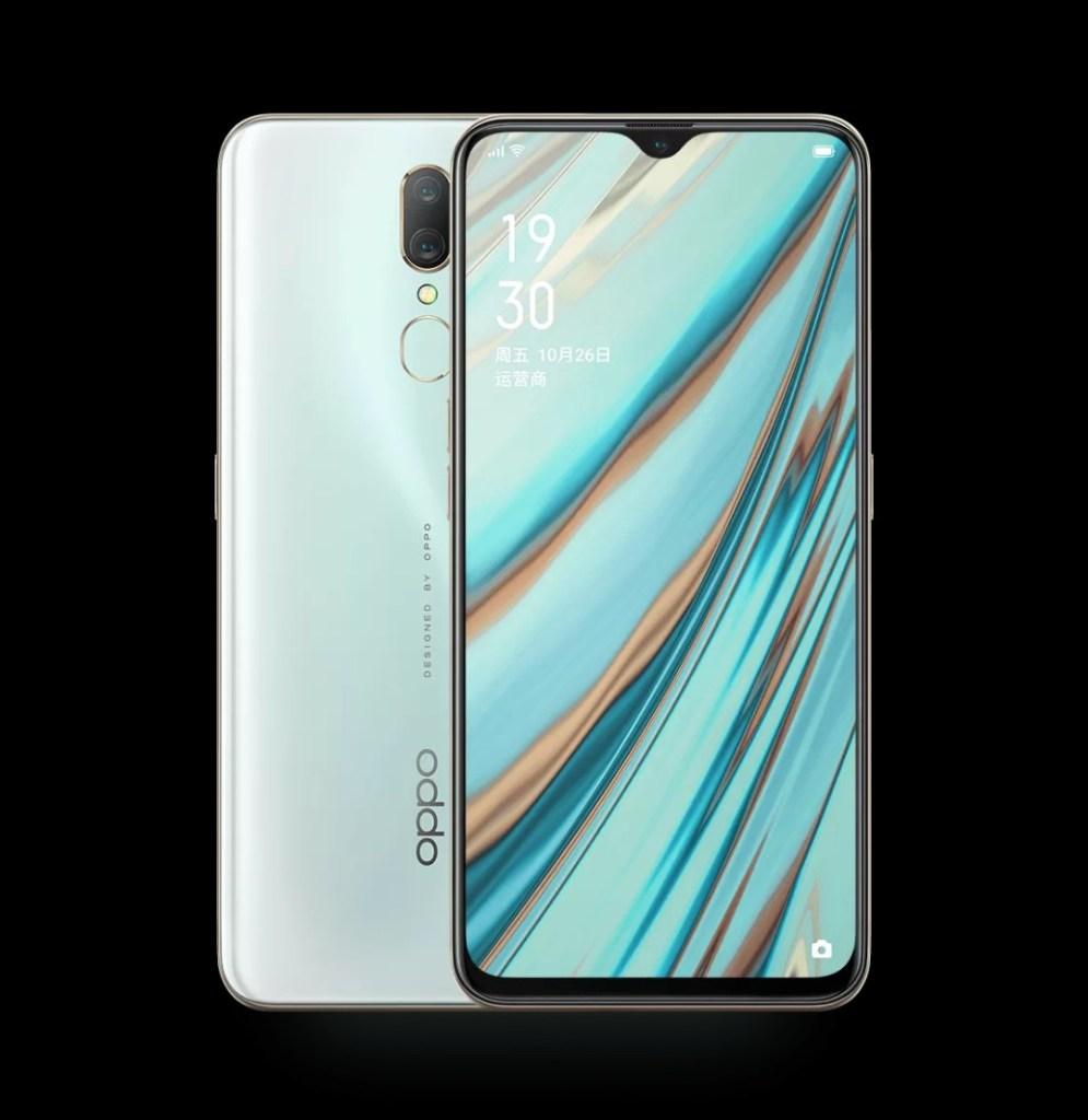 Oppo A9 White Color