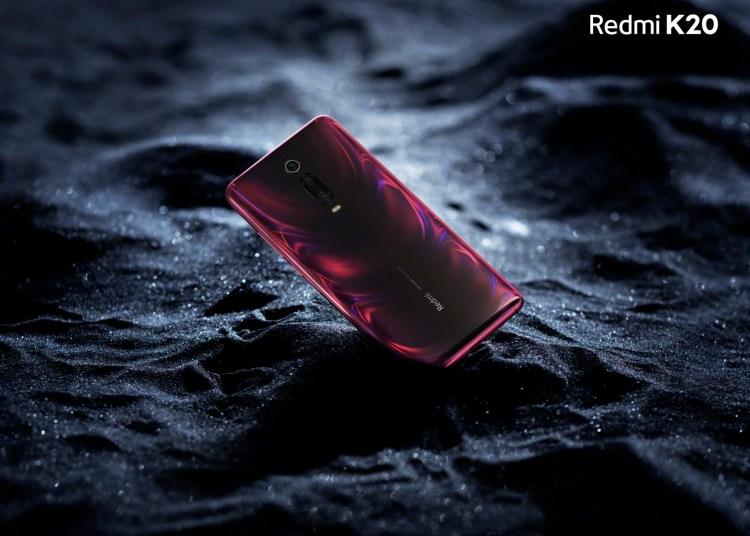 Redmi K20 Back Side Gradient Colours