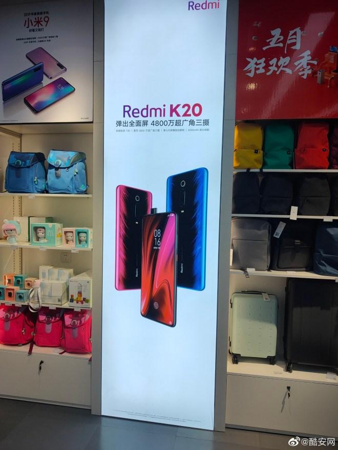 Redmi K20 Snapdragon 730 Poster