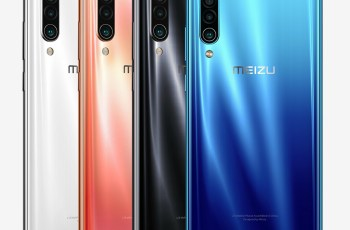 MEIZU 16XS OFFICIALLY RELEASED: EQUIPPED WITH SNAPDRAGON 675