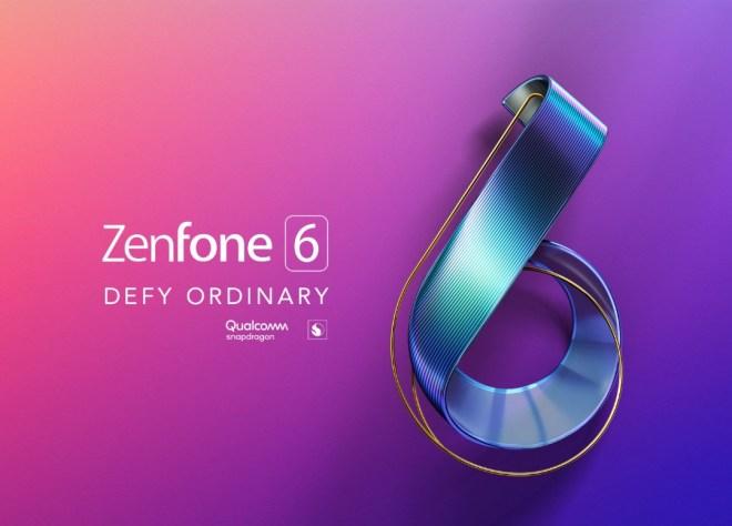 Asus Zenfone 6 launch date