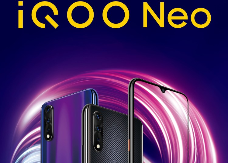 iQOO Neo Official Poster