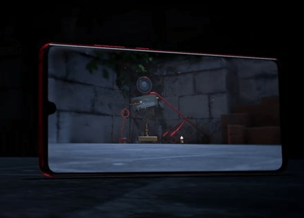 Huawei P30 Series Night Chasing Light Commercial