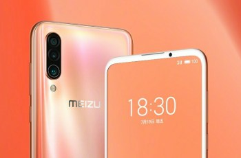 Meizu 16Xs Coral Orange