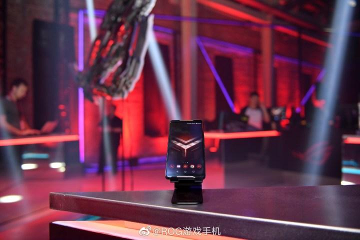 Asus Rog Phone 2 120Hz Screen Refresh Rate